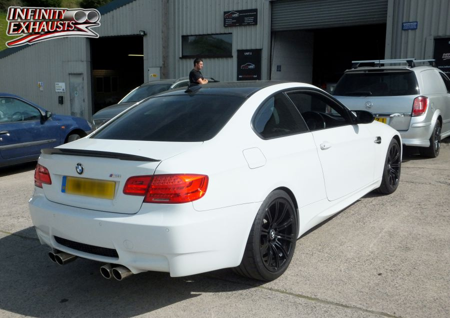 Infinity Exhausts - E92 M3 Supercharged - Image 1581