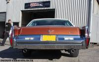 Cadilac Stainless Exhaust