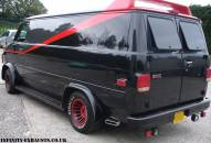 Dodge Van Exhaust