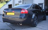 Audi RS6 Exhaust