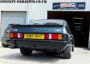 Capri Stainless Exhaust