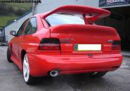 Escort RS Cosworth Exhaust
