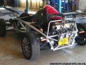 Ariel Atom Stainless Exhaust