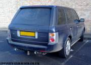 Range Rover Stainless Exhaust